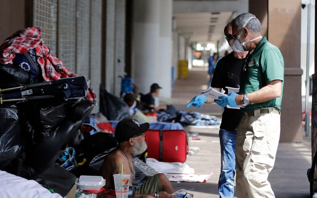 What Miami's Homeless Can Teach Us About Surviving The Pandemic