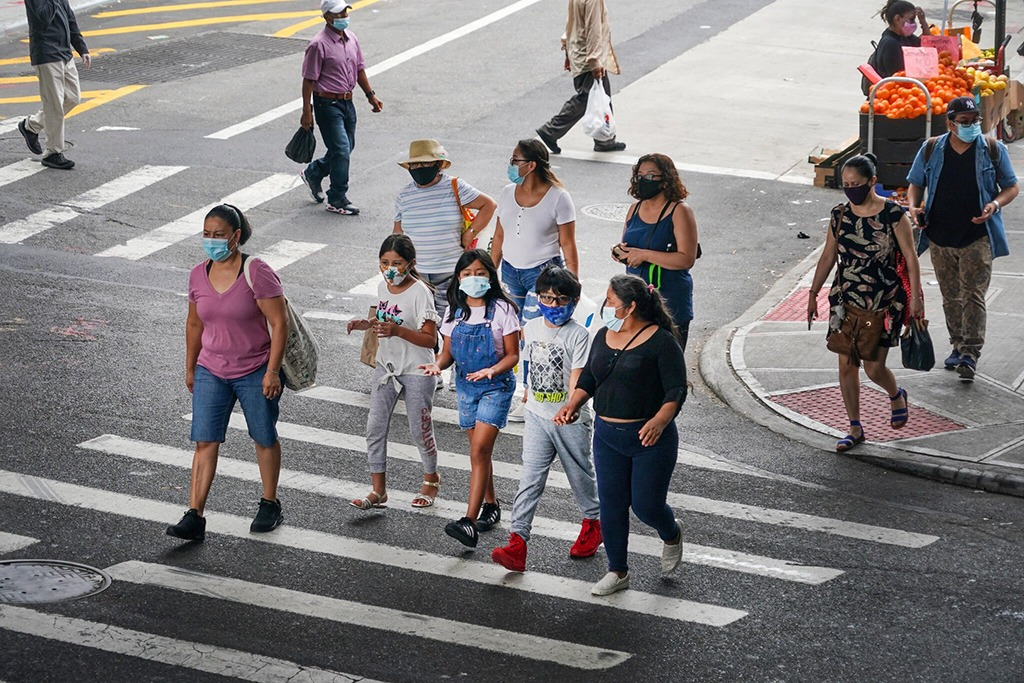 Are New Yorkers Wearing Masks? Here's What We Found in Each Borough