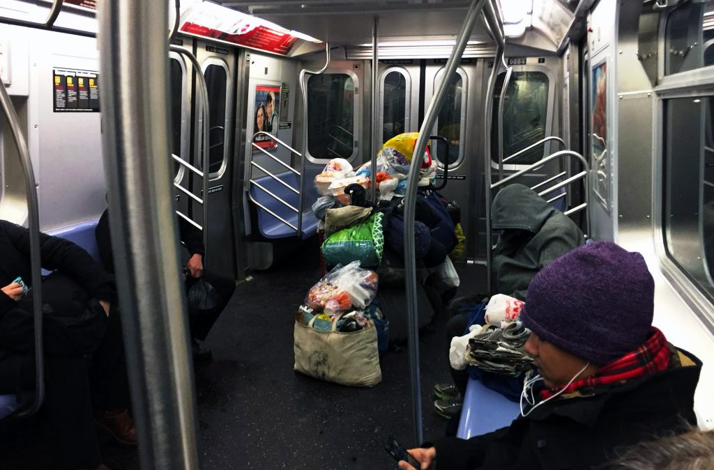 New MTA Rules Are Criticized As 'Anti-Homeless'