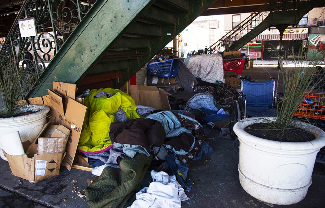 Cuomo Demands NYC Move Homeless People Into Shelters Emptied Due to COVID, Says People 'get nervous' by Encampments
