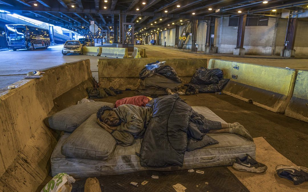 Activists Concerned Over Rise in Los Angeles, Orange County Homeless Deaths