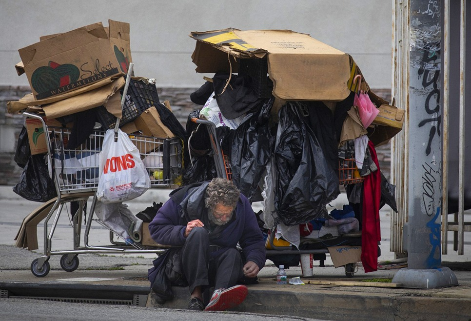 Coronavirus Pandemic Puts Spotlight on NYC Homelessness Crisis