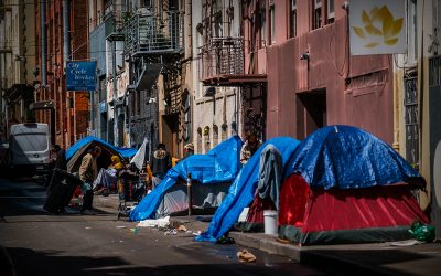 Homeless During COVID-19. How Cities Are Handling The Uptick In Homelessness