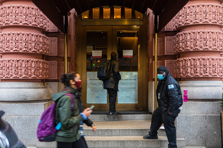 Homeless Men Must Leave Upper West Side Hotel, Judge Rules