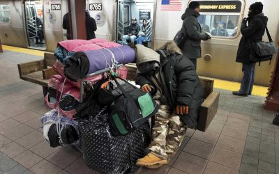 Top 10 Homelessness Statistics by State