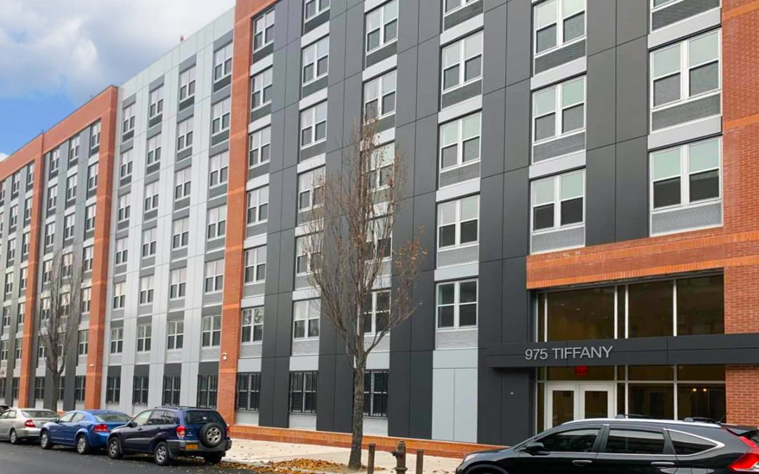 Affordable, Permanent Housing For Homeless And Others Opens In Foxhurst