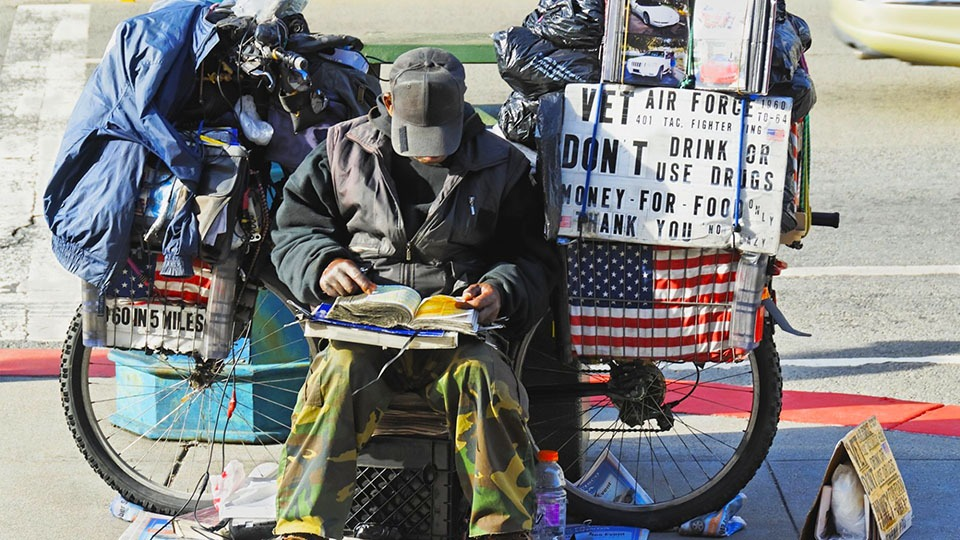 5 Key Facts About Homeless Veterans