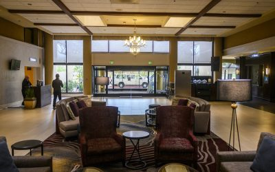 Empty Hotels Find New Life As Governments House The Homeless