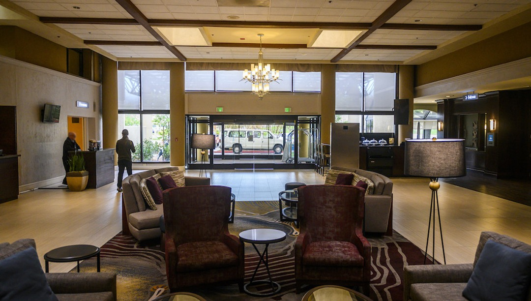 LOCAL governments looking to house the homeless during the pandemic have been turning to hotels that could not sell rooms this year.