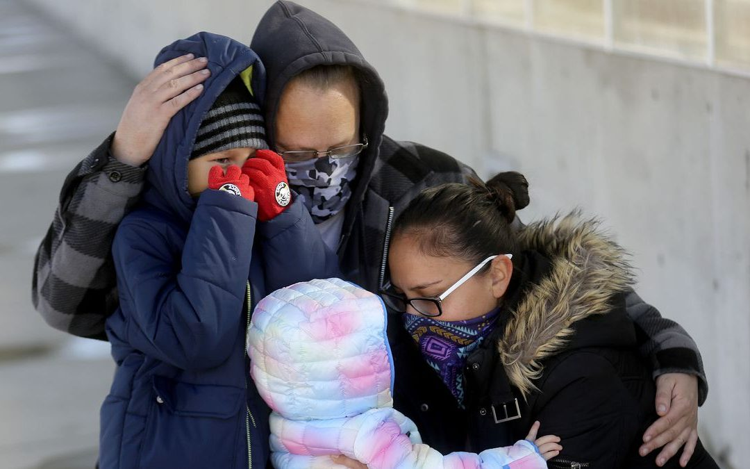 'We're just scared': Family worries as Salt Lake-area homeless shelter strained by COVID-19 outbreak