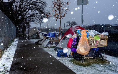 In Rochester, NY Homeless Shelters Brace For Pandemic Winter