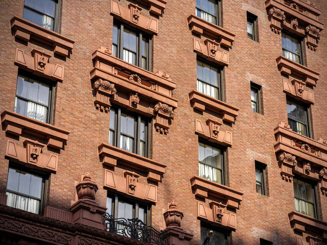 The homeless residents of the Lucerne Hotel on the Upper West Side just received some wonderful news; they'll be able to stay where they are for a little while longer.