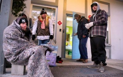 Can You Safely Count Tampa Bay's Homeless During A Pandemic?