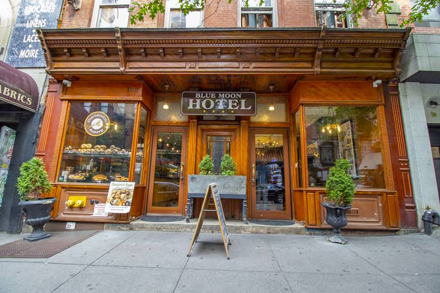 Locals Sue NYC For Trying To Move 70 Homeless Men Into LES Hotel