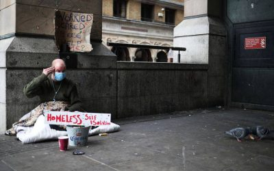 Why Do Some Homeless People Prefer To Stay On The Streets Instead Of Going To A Charity-Shelter?