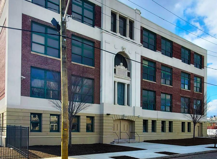 Newark, New Jersey Converting Old Elementary School Into Homeless Center