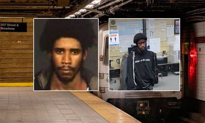 Following a string of subway stabbings, police arrested and charged Rigoberto Lopez with murder on Sunday.
