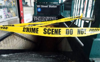 'I am going to kill you': Man charged with murder in knife attacks that killed 2 homeless people in New York City subway system