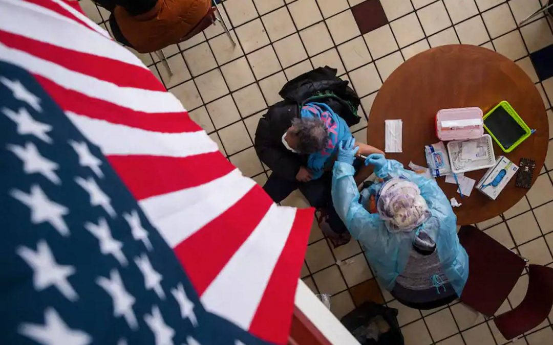 'One And Done' Vaccine Clinics Serve D.C. Homeless