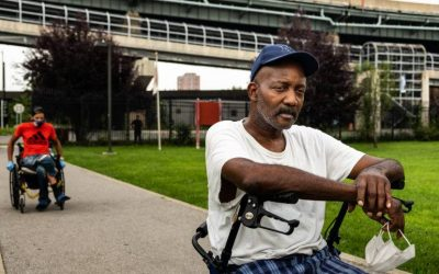 Pandemic Worsens Hard Road to Housing for Homeless New Yorkers with Health Needs