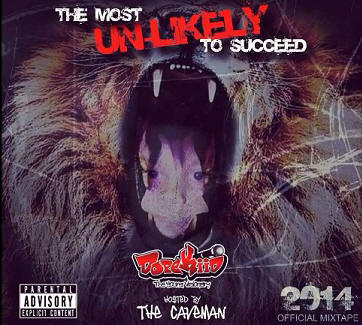 Dopekiid drops new MIX TAPE: The Most Unlikely to Succeed