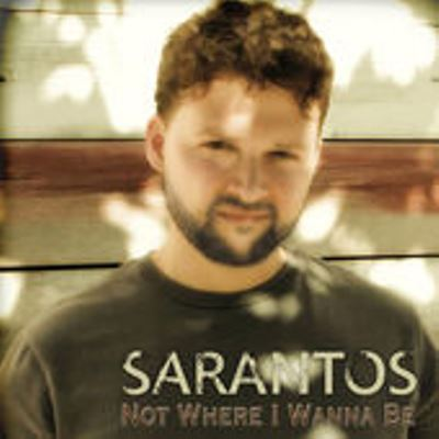 Sarantos Melogia – Not Where I Want To Be