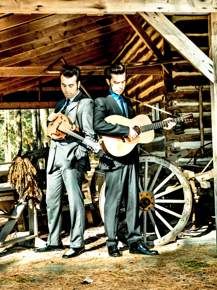 The Malpass Brothers – Self-Titled