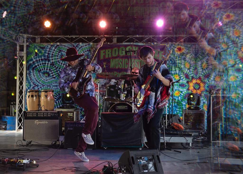 The Chris Ruben Band unleash unadulterated sonic fury