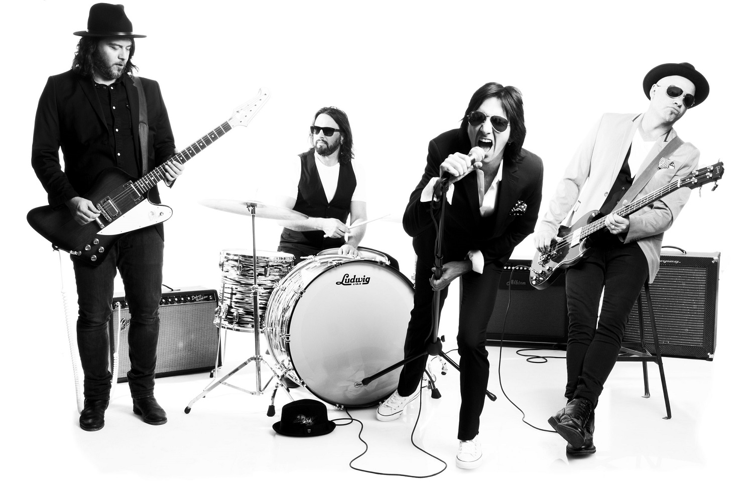 The Respectables release The Power of Rock 'n' Roll