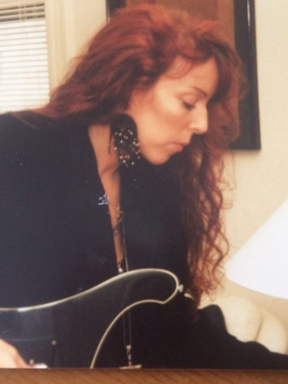 Patti Rain  Releases Six Days At The Mouse House  At Ice Cream Party in Portland Oregon  on iTunes
