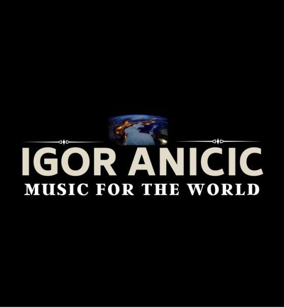 Igor Anicic Hopes To Inspire With 'Songs For The World'