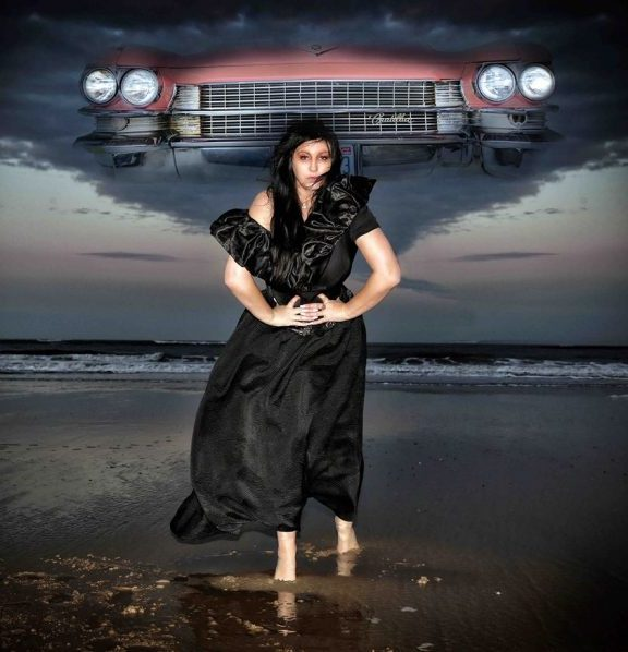 """UK's Country-Rock Darling Saskia Vese Gears Up For Her Highly Anticipated New Single """"Headlights"""" July 12th"""