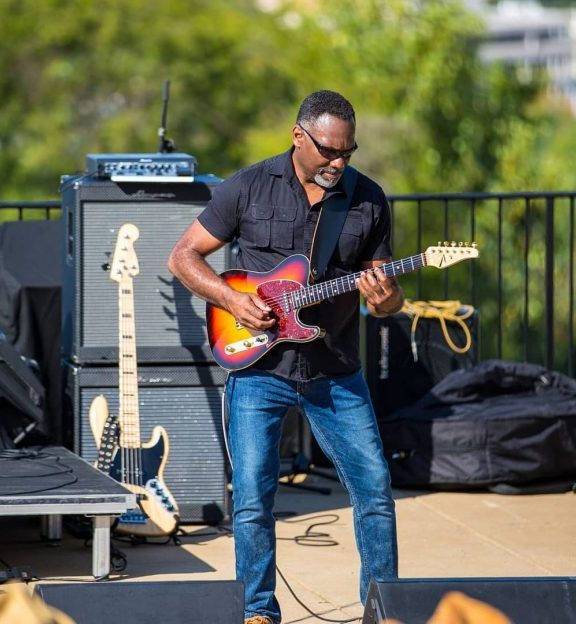 Eric Essix Brings Southern Soul To Jazz Music