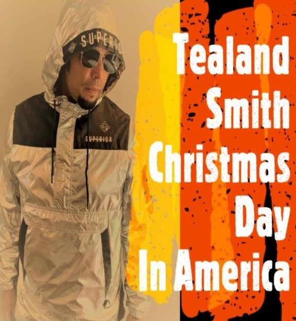 Tealand Smith Offers A Christmas Message To Listeners
