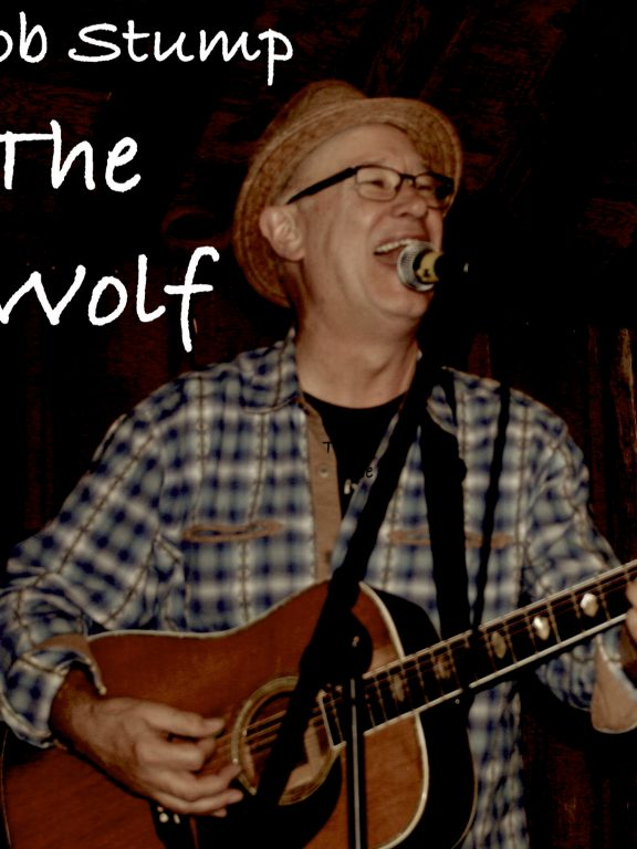 """""""The Wolf"""" is out, Bob Stump's New  Single"""