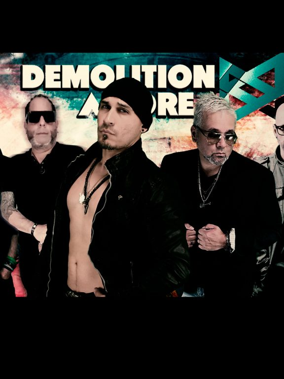 Demolition Amore: The New Name of Ultimate Hard Rock and Alternative Music