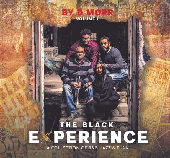 DMORR Unveils the Release of His New Album, 'The Black Experience Vol I'