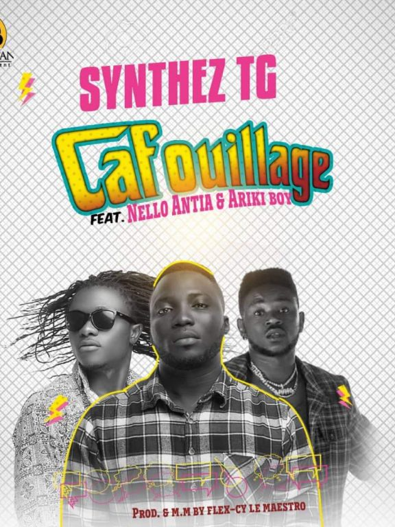 Synthez TG Creates Hip Hop Music that Empowers and Inspires