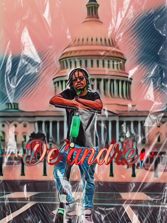 De'andre's Rich Fusion of Gospel and Hip Hop Genres To Create Unique Musical Compositions