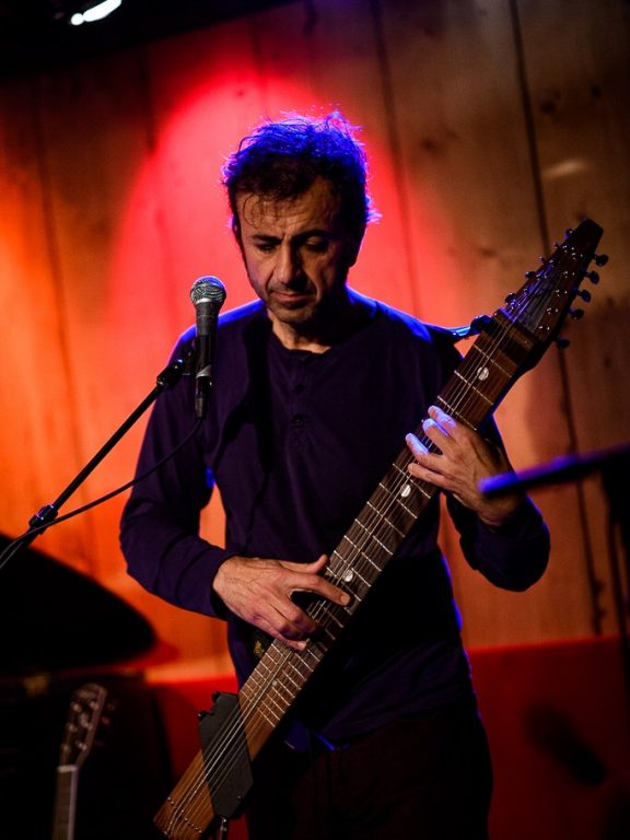 Meet Bright Brown: Compelling Songs On A Chapman Stick