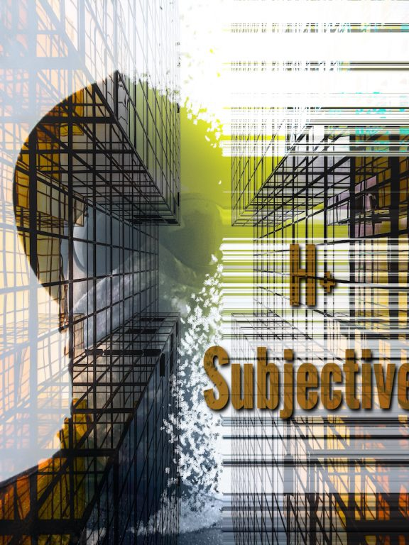 """New Album Titled """"Subjective"""" Released By H+"""