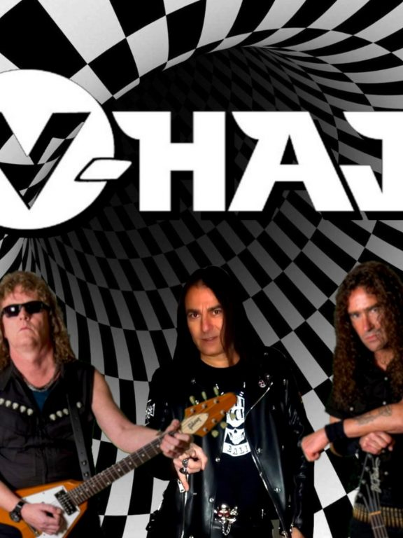 Presenting to the World, V-HAJD, a Metal-Rock Band