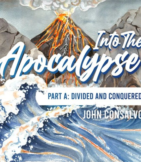 Enigmatic Outlaw Rock and Alternative Mixes: Singer-Songwriter John Consalvo Unveils New Story Album