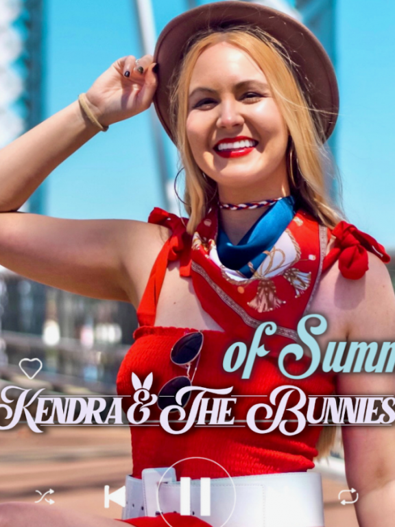 Exclusive Interview with Kendra & The Bunnies