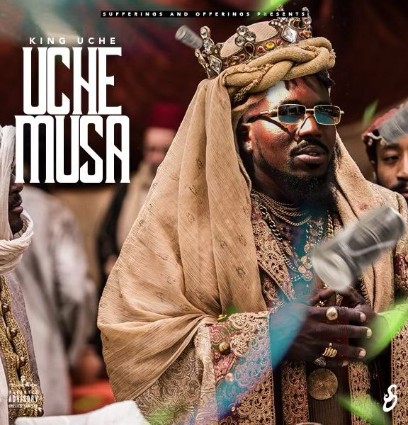 The Rising African King of Rap Enthralls Yet Again: King Uche releases 2nd EP and Surprises Fans Worldwide