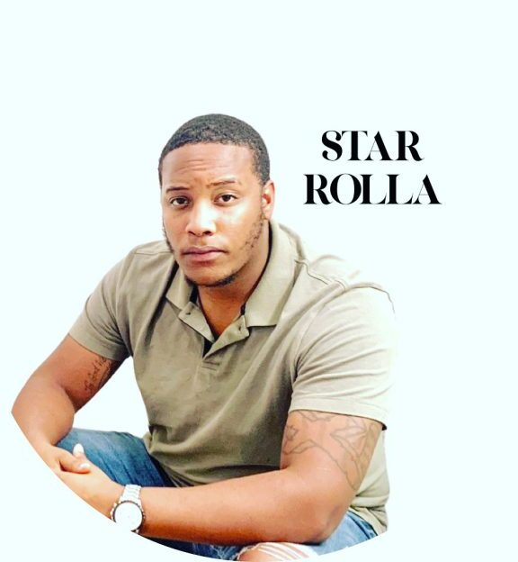Star Rolla The American Rapper From Philadelphia Who Tool Over The City By Surprise. Through Love , Pain And A Thing We Call Life & Excitement