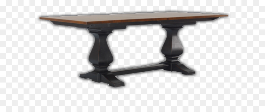 Table Mission Style Furniture Dining Room Ethan Allen Matbord