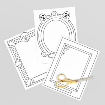 Haunted Picture Frames Preview