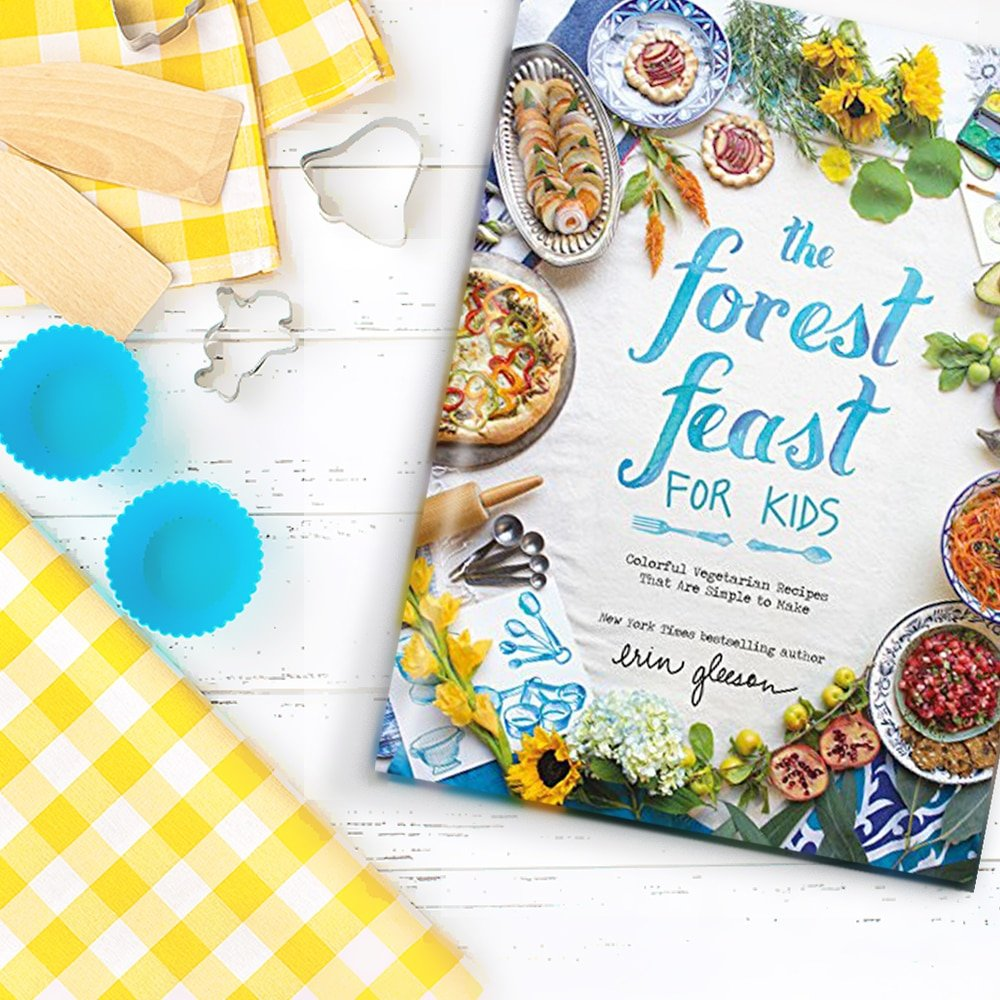 Our favorite kids baking cookbooks for young chefs of all ages! | via barley & birch