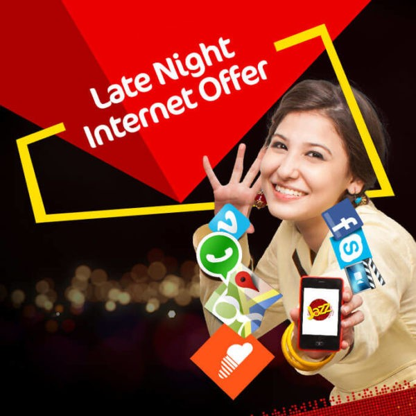 Jazz Three Day Extreme Internet Bundle | 500 MB in just Rs. 15